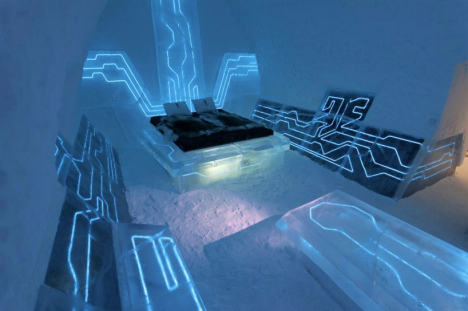 Icehotel-room