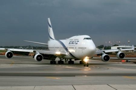 El-al-aircraft