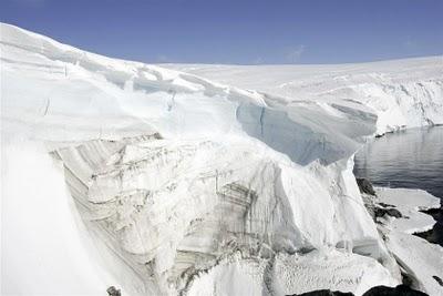 Antartic-ice