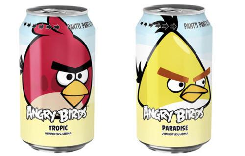 Angrybirdssoda